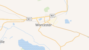 Worcester online map