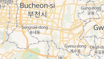 Bucheon online map