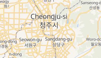 Chungju online map