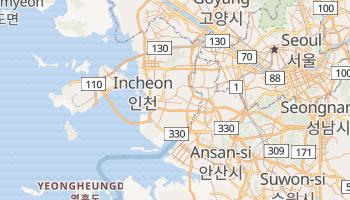 Inchon online map