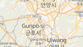 Kunp'o online map