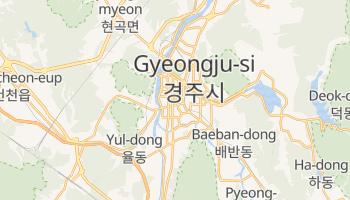 Kyongju online map