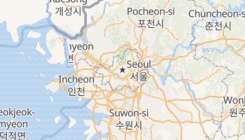 Seoul online map