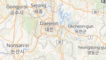 Taejon online map