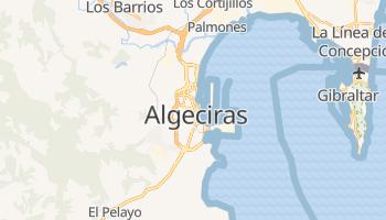 Algeciras online map