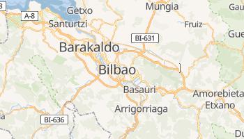 Bilbao online map