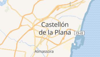 Castellon De La Plana online map