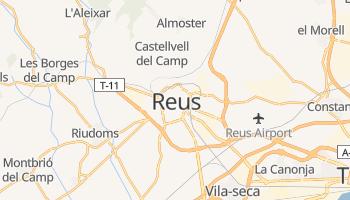 Reus online map