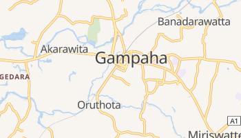 Gampaha online map