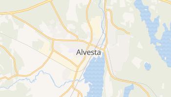 Alvesta online map