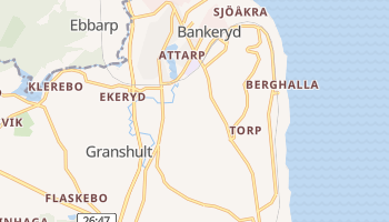Bankeryd online map