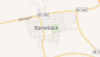 Barseback online map