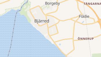 Bjarred online map