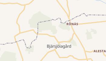 Bjarsjolagerd online map