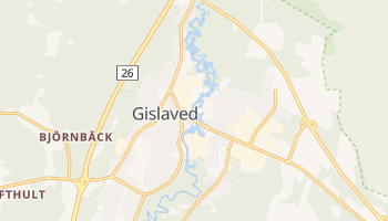 Gislaved online map