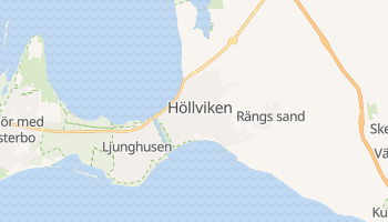 Hollviken online map