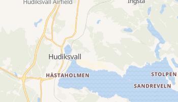 Hudiksvall online map