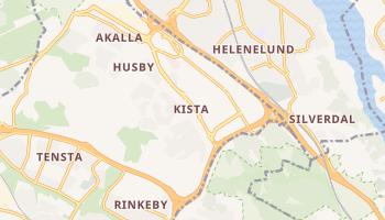 Kista online map