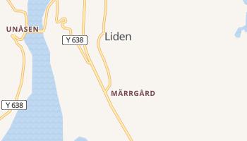Liden online map