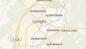 Ljungby online map