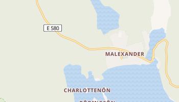Malexander online map