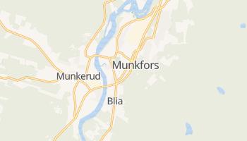 Munkfors online map