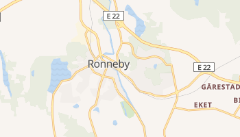Ronneby online map