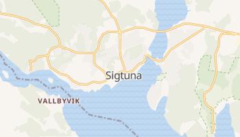 Sigtuna online map