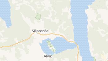 Siljansnas online map