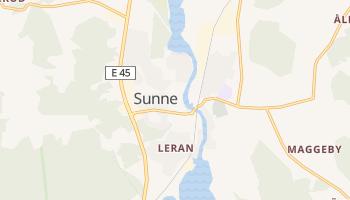Sunne online map