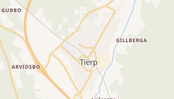 Tierp online map
