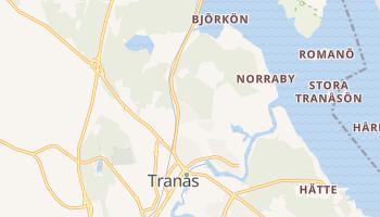 Tranes online map