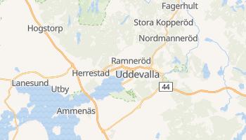 Uddevalla online map