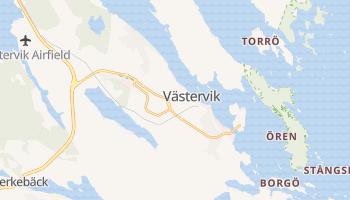 Vastervik online map