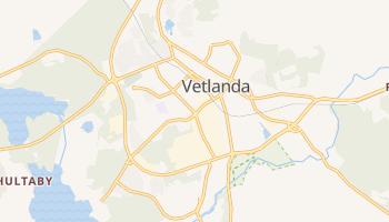 Vetlanda online map