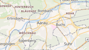 Aarau online map