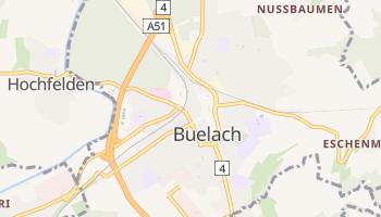 Bulach online map