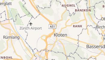 Kloten online map