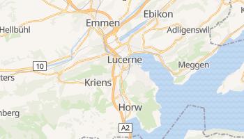 Lucerne online map