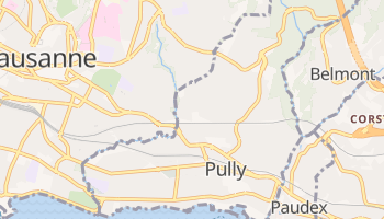 Pully online map