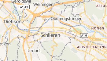 Schlieren online map