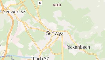 Schwyz online map