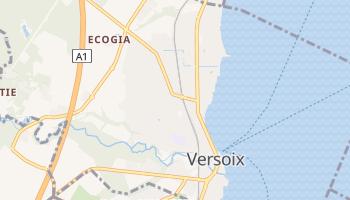 Versoix online map