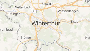 Winterthur online map