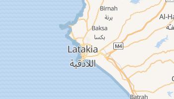 Al Ladhiqiyah online map
