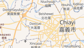 Chia-i Chia-i online map