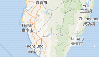 Kaohsiung County online map