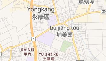 Yung Kang City online map