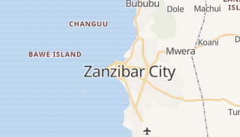 Zanzibar online map