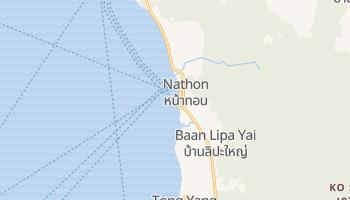 Koh Samui online map